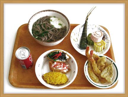 端午の節句料理