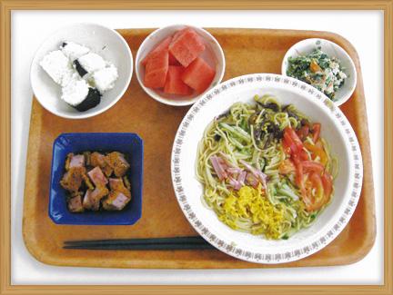 特別食(簡易の刻み食)